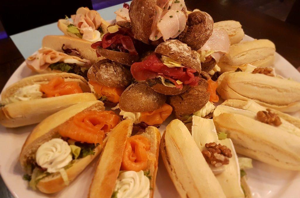Vernieuwde  (zakelijke) lunch, Stoereboterham, luxe Broodjes, Lunchpakketen voor onderweg, al gezien