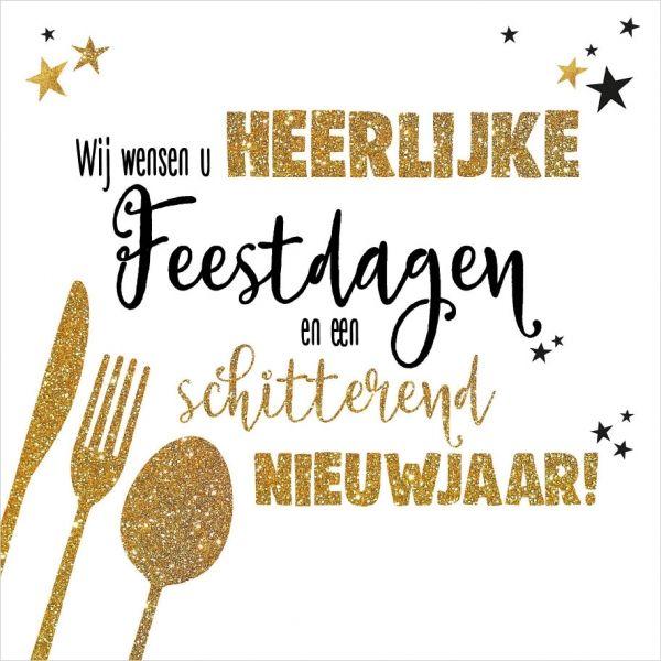 Namens alle medewerkers van Restaria Revival wensen wij u fijne feestdagen en een gelukkig nieuwjaar