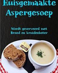 Overheerlijke huisgemaakte Aspergesoep